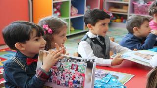 Karaman'da öğrencilerin karne heyecanı