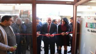 Toplum Ruh Sağlığı Merkezi Sergisi Açıldı