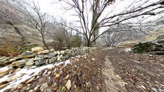 Karaman'ın Büyük Kanyonu Gödet