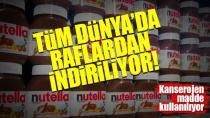 Nutella raflardan kaldırıldı mı