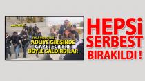 Karaman'da gözaltına alınan 3 kişi serbest kaldı