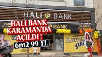 Trend70 Karaman'da İkinci Şubesini Halı bank Olarak Açtı