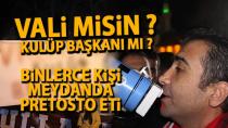 Karaman'da vali istifa sesleri yükseldi