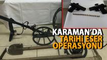Karaman'da jandarma ekipleri göz açtırmıyor