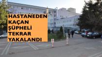 Konya'da koronavirüs şüphelisi hastaneden kaçtı!