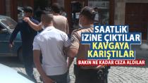 Karaman'da kavgaya karışan gençler cezadan kaçamadı