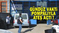 Karaman'da işyerine silahlı saldırı