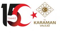 Karaman'da 15 Temmuz programı