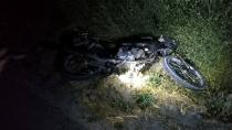 Karapınar'da takla atan motosikletin sürücüsü hayatını kaybetti