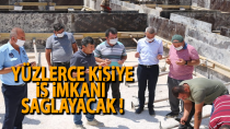 Karaman'da yüzlerce kişiye iş kapısı açılıyor