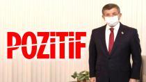 Ahmet Davutoğlu'nun koronavirüs testi pozitif çıktı