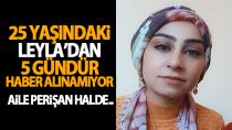 Karamanlı Leyla Kırkuşu'ndan 5 gündür haber alınamıyor