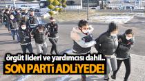 Karaman'da suç örgütü lideri kadın adliyeye sevk edildi