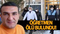 Karaman'da müzik öğretmeni ölü bulundu