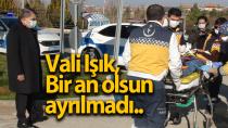 Karaman'da meydana gelen kazada 1'i ağır iki kişi yaralandı!