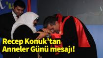 PANKOBİRLİK Genel Başkanı Recep Konuk'tan Anneler Günü mesajı