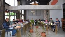 Anatolia Restaurant, Gazeteciler Cemiyetini ağırladı