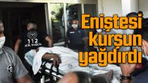 Karaman'da enişte-kayın kavgası kanlı bitti! 1 kişi silahla yaralandı