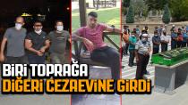 Karaman'da cinayete kurban giden Aktaş, toprağa verildi