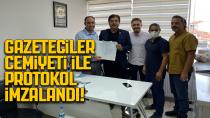 Gazeteciler Cemiyeti İle Özel Selçuklu Hastanesi Arasında Protokol İmzalandı